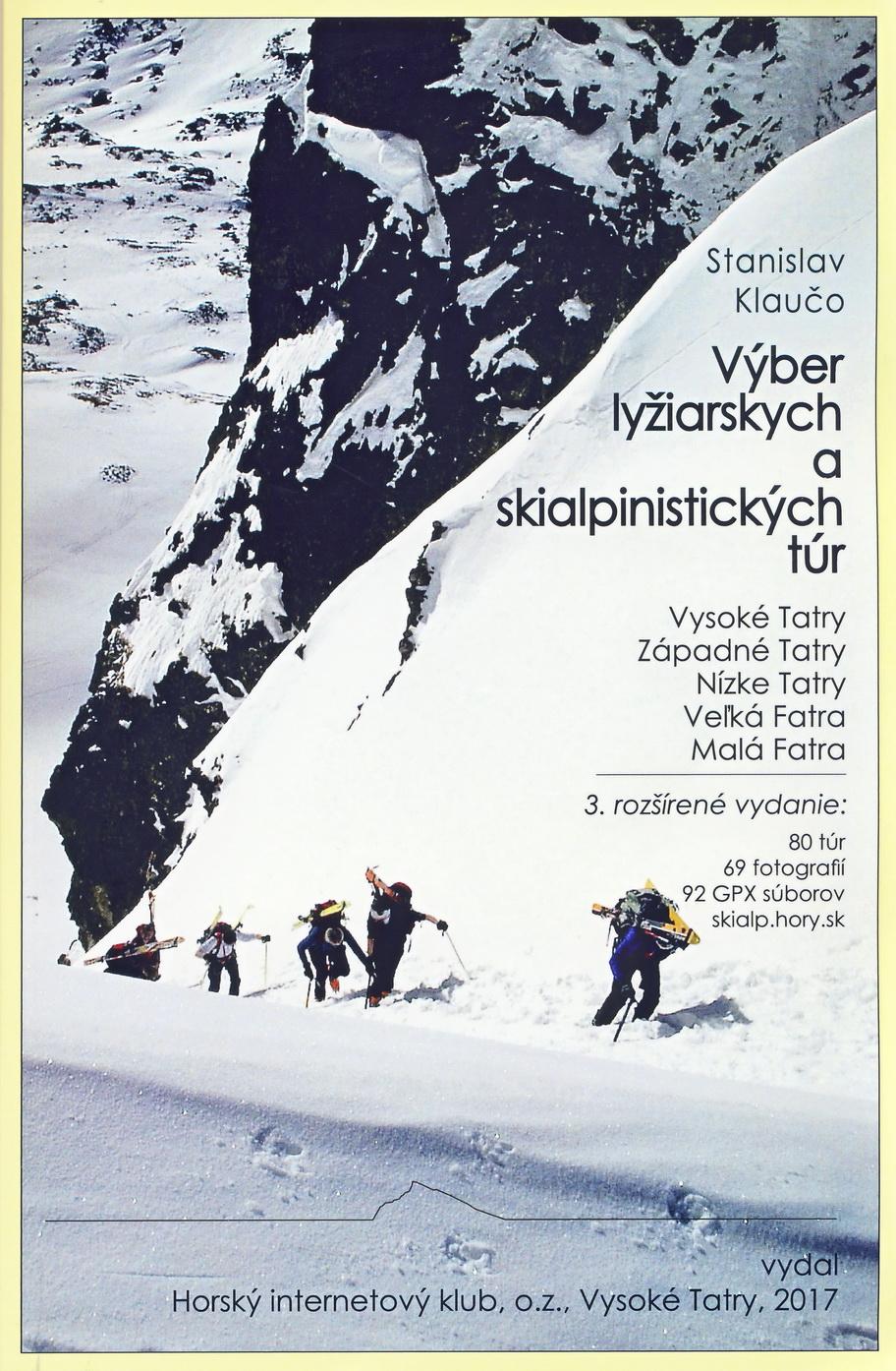Bicykle - Stano Klaučo  Výber lyžiarskych a skialpinistických túr na ... 61d4a48ec50