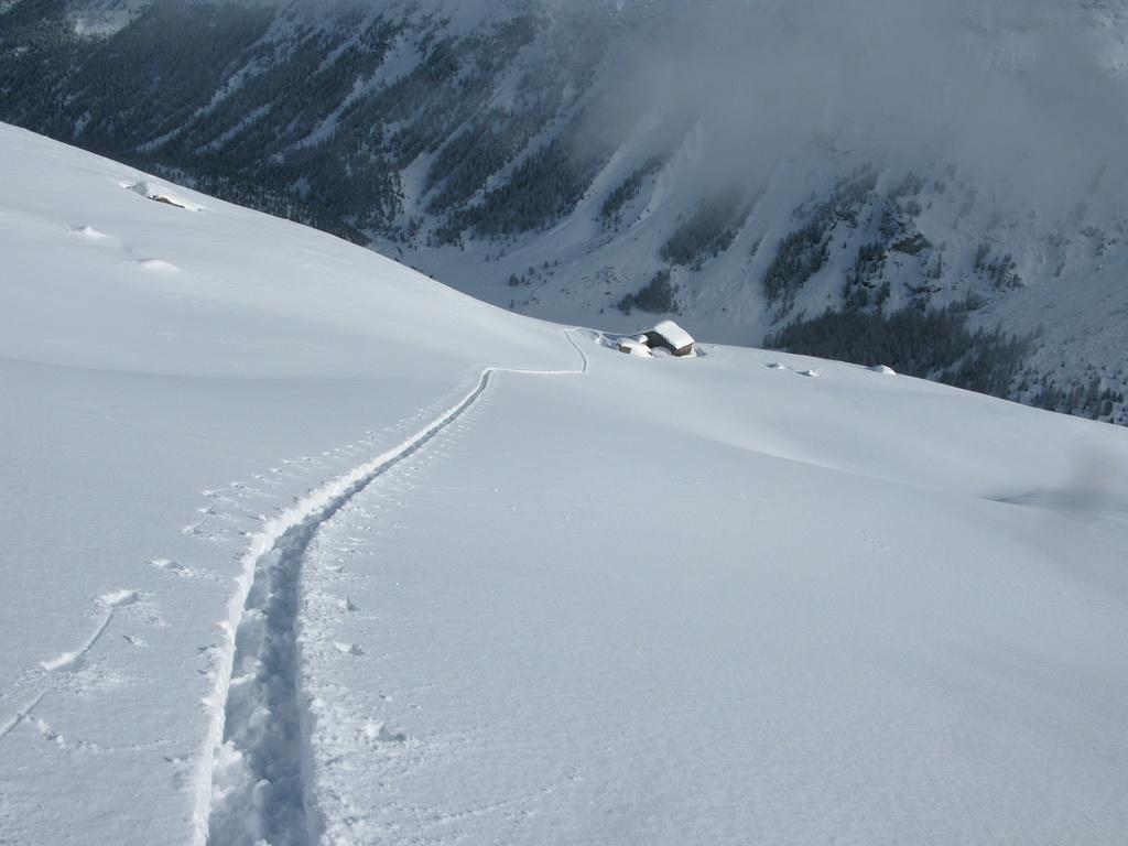 Bicykle - Skialp Val Roseg  Fuorcla Surlej a Corvatsch Bergstation ... dfd41e4123f